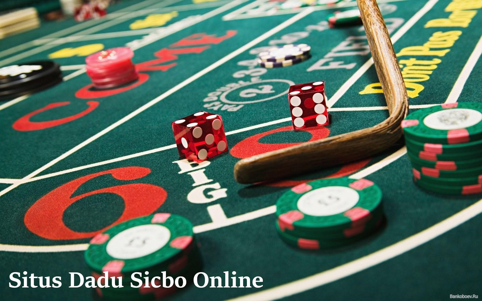 Situs Dadu Sicbo Online