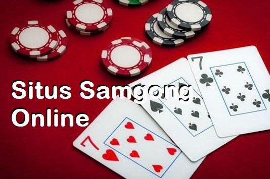 Situs Samgong Online