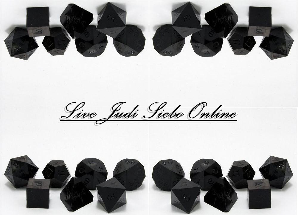 Live Judi Sicbo Online Terpercaya